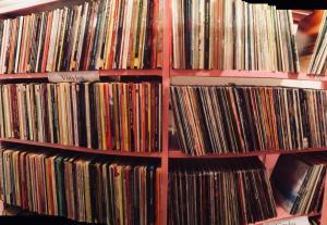 Inventaire du fonds vinyles